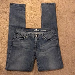 7 For All Mankind Roxanne Jeans 👖 Size 29